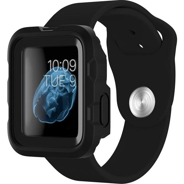 Griffin Survivor Tactical odolný kryt Apple Watch (38mm) černý