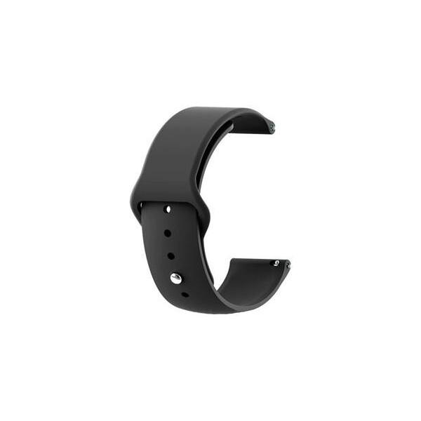 Tactical silikonový řemínek Huawei Watch GT2 46mm černý