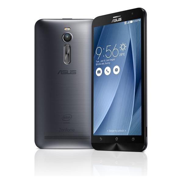 Asus Zenfone 2 ZE551ML 4GB/64GB Stříbrná