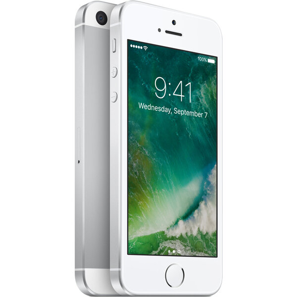Apple iPhone SE 128GB Stříbrná