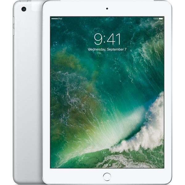 Apple iPad Wi-Fi+Cellular 32GB Silver MP1L2FD/A Stříbrná