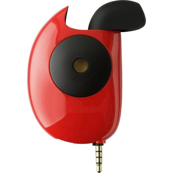 Floome alkoholtestr s aplikací pro mobilní telefony červený