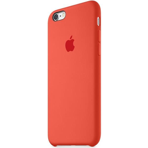 Apple iPhone 6s Silicone Case MKY32ZM A Červená eff54d84b29