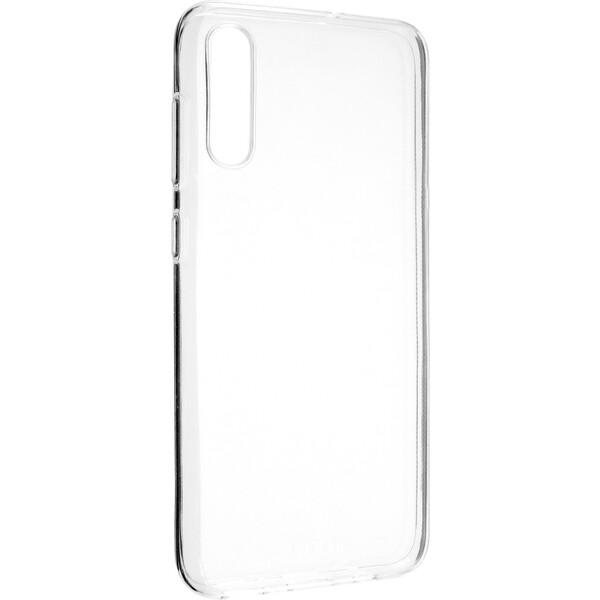 FIXED TPU pouzdro Samsung Galaxy A70 čiré