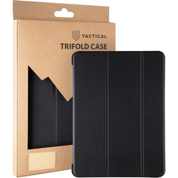 Tactical Book Tri Fold pouzdro Lenovo TAB P10 černé