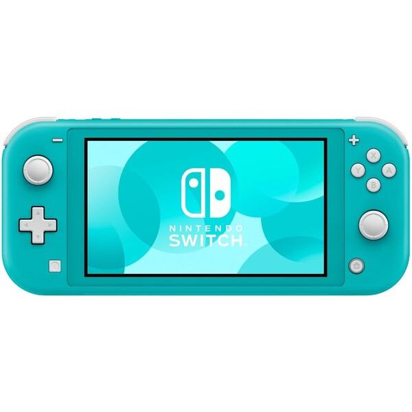 Nintendo Switch Lite konzole tyrkysová