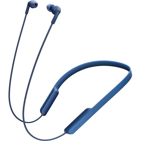 Sony MDR-XB70BT Modrá