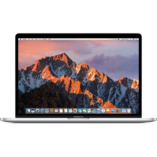 "Apple MacBook Pro 2017 , 15"" Touch Bar 256GB Stříbrná"