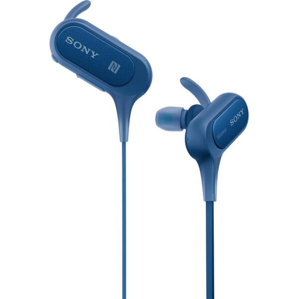 Sony MDR-XB50BS Modrá