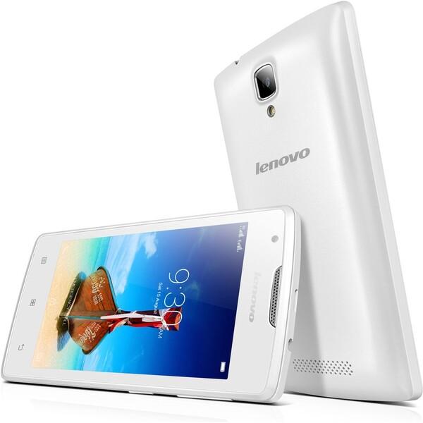 Lenovo A1000 Dual SIM bílý