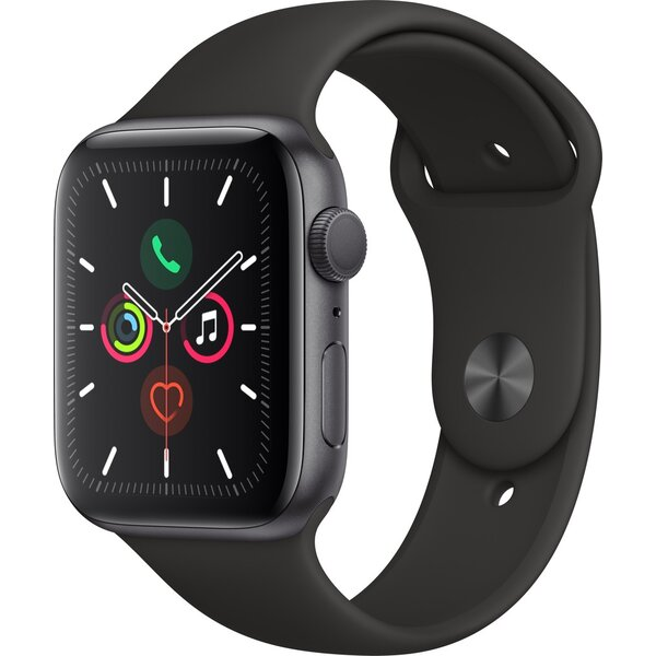 Apple Watch Series 5 44mm hliník