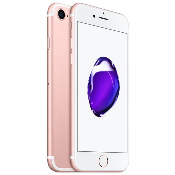 Apple iPhone 7 256GB Růžově zlatá