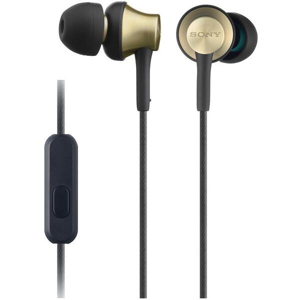 Sony MDR-EX650AP Zlatá