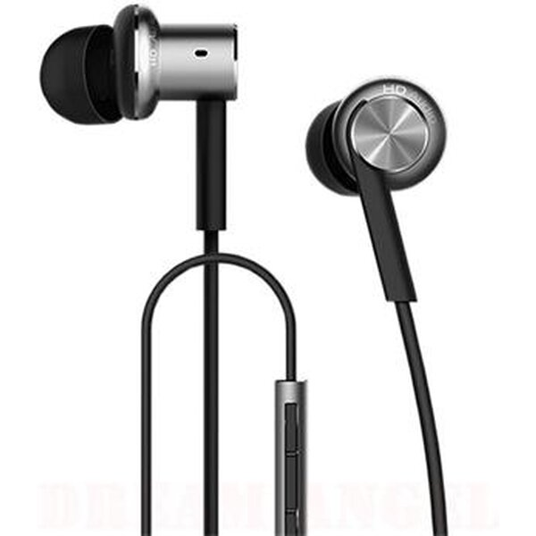Xiaomi Mi In Ear 3,5mm Stereo Headset Stříbrná