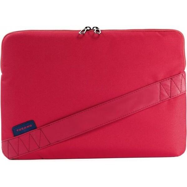 "Tucano Bisi Sleeve pouzdro pro Apple MacBook Air / Pro Retina 13"" červený"