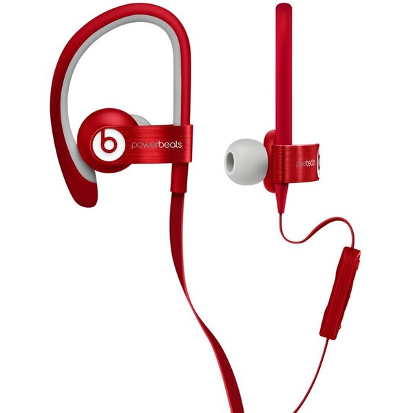 Beats by Dr. Dre PowerBeats 2 Červená