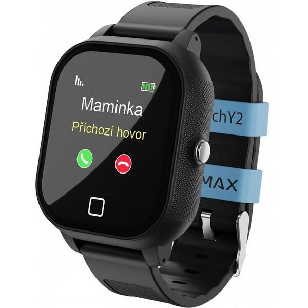 LAMAX WatchY2 dětské chytré hodinky černé