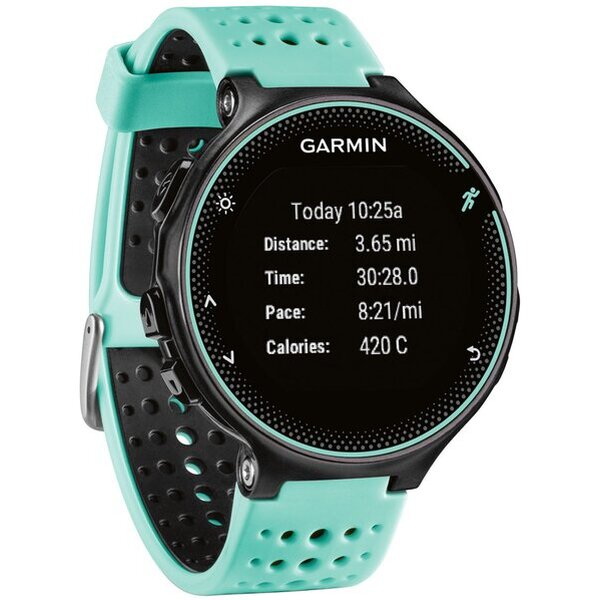GARMIN Forerunner 235 Optic Modrá