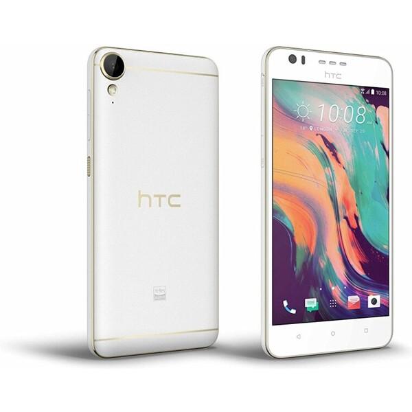 HTC Desire 10 Bílá