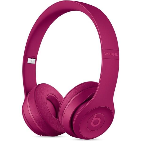 Beats by Dr. Dre Solo3 Wireless Cihlově červená