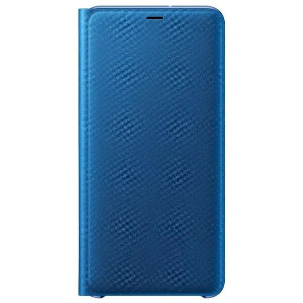 Samsung flip pouzdro Samsung Galaxy A7 (2018) EF-WA750PLEGWW Modrá