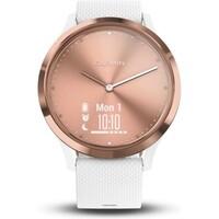 5cd83a71974 Garmin vívomove Optic Sport chytré hodinky (vel. S M) růžovězlatý