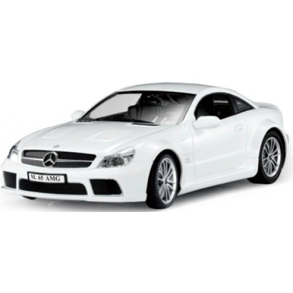 iCess Mercedes SL65 bluetooth model auta 1:16 bílý