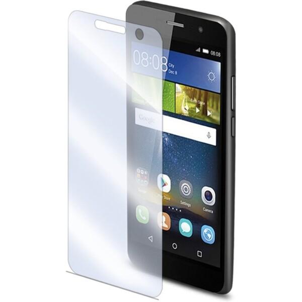 CELLY Glass ochranné tvrzené sklo se speciální antiblueray vrstvou pro mobilní telefon Huawei Y6 Pro Čirá
