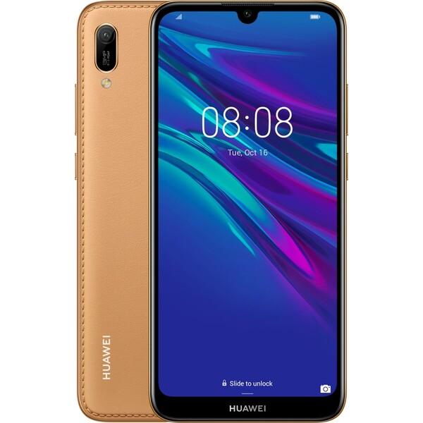 Huawei Y6 2019 Dual SIM Světle hnědá