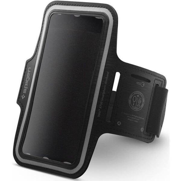 """Pouzdro SPIGEN Velo A701 Sports Armband 4.7"""" sportovní na telefony Černá"""