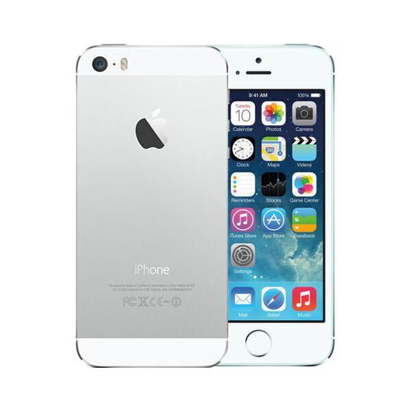 "Apple iPhone 5S 32GB / 4"" Retina / 8MPx / ME436CS/A / Stříbrná"