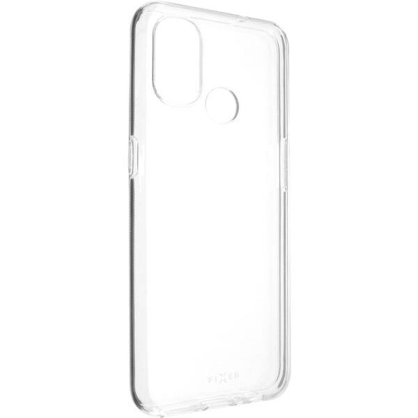 FIXED TPU kryt OnePlus Nord N100 čirý