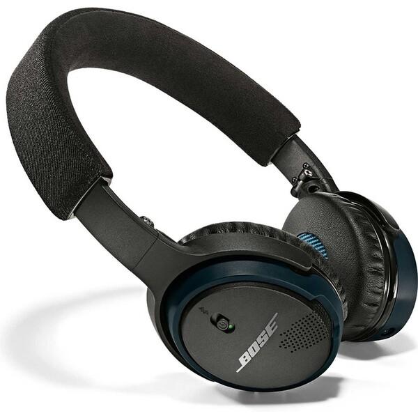 Bose SoundLink On-Ear Černá