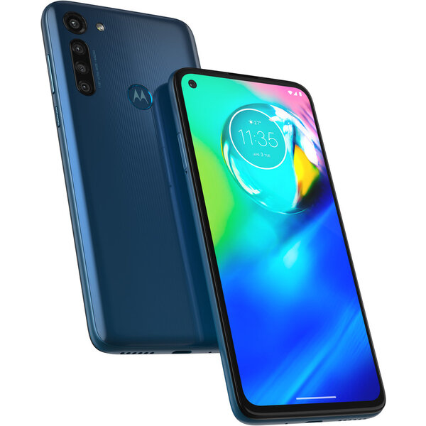 Motorola Moto G8 Power 4GB+64GB Dual SIM Capri Blue