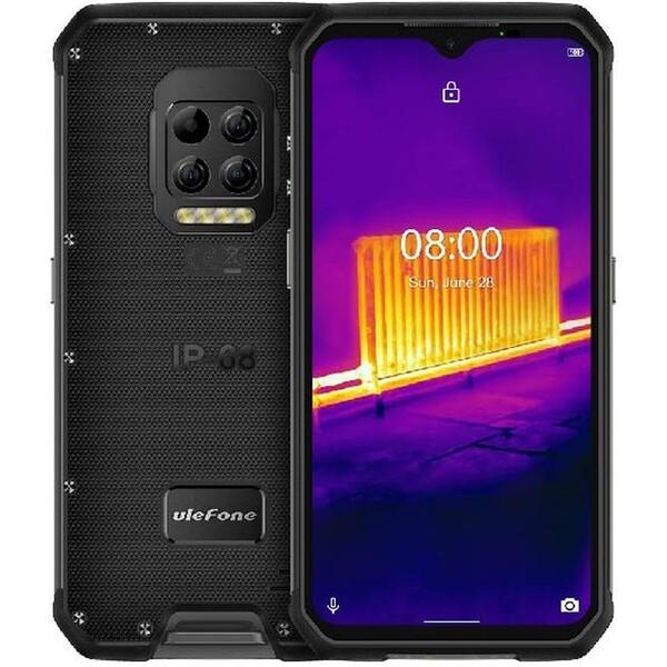 UleFone Armor 9 8GB/128GB černý