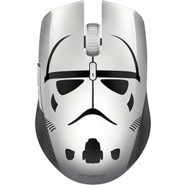 Razer Atheris Stormtrooper Edition bezdrátová myš bílá