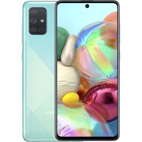 Samsung Galaxy A71 Dual SIM modrý
