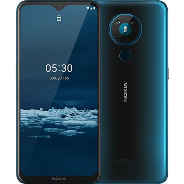 Nokia 5.3 azurová