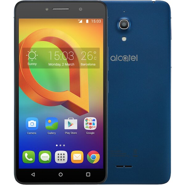 Alcatel A2 XL 8050D Modrá