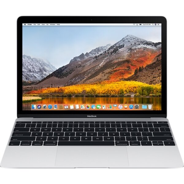 Apple MacBook MNYH2CZ/A Stříbrná