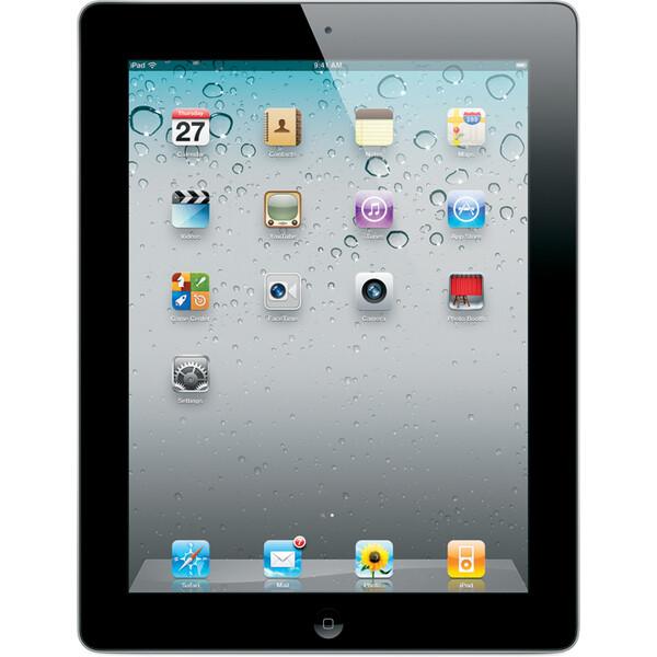 Apple iPad 2, 16GB WiFi Černá