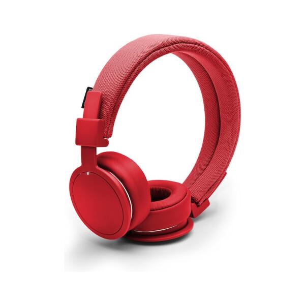 Urbanears Plattan ADV bezdrátová sluchátka červená