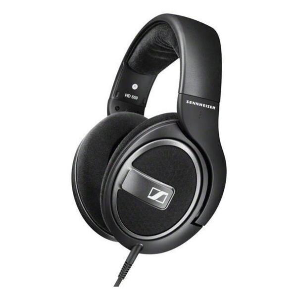 Sennheiser HD 559 sluchátka šedá