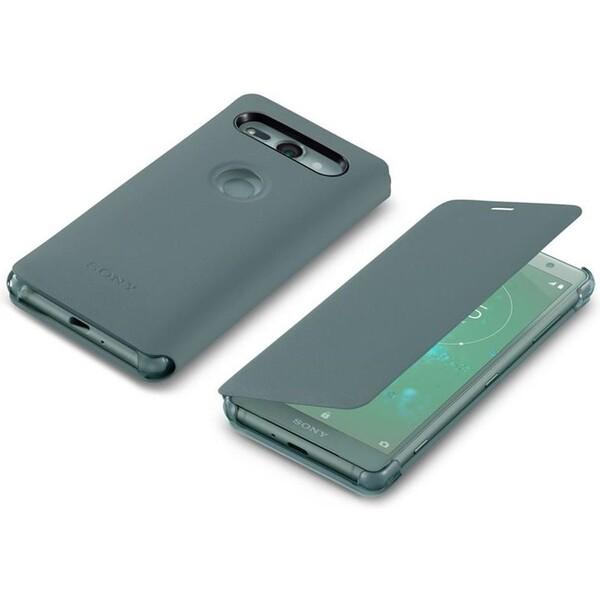 Pouzdro Sony SCSH50 zelené Zelená