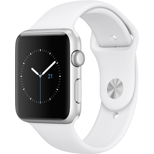 Apple Watch Series 1 42mm Stříbrná