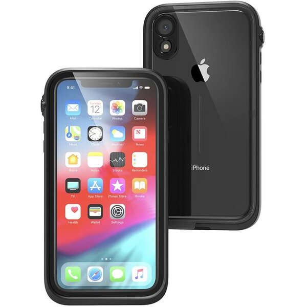 Pouzdro CATALYST Apple iPhone XR CATIPHOXBLKM Černá