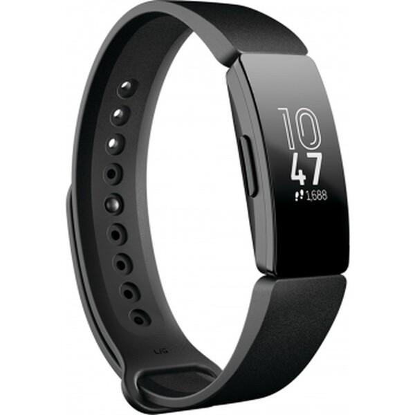 Fitbit Inspire chytrý náramek černý