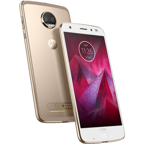 Motorola Moto Z2 Play Dual Sim Zlatá