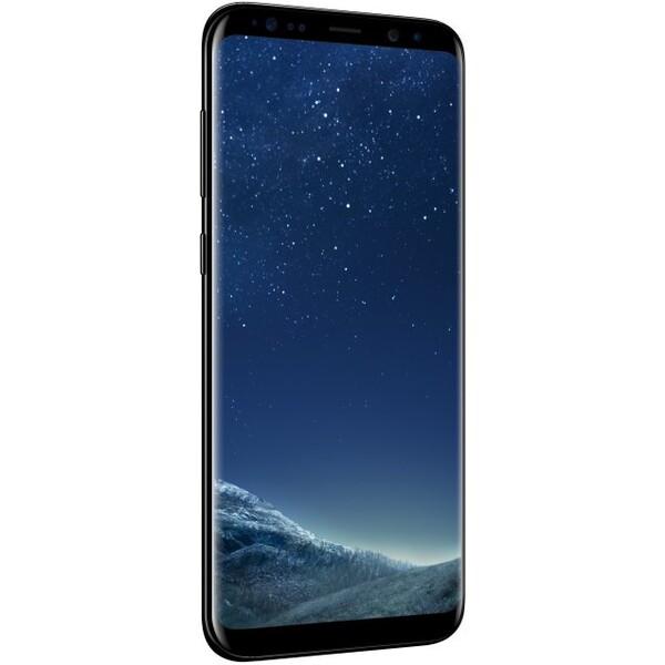 Samsung Galaxy S8+ Černá