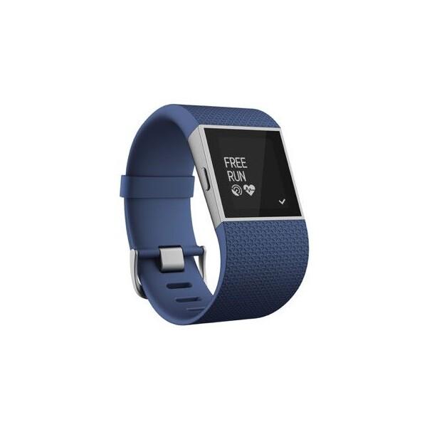 Fitbit Surge fitness hodinky S modré
